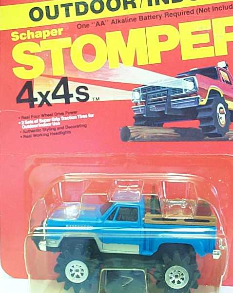 Boys Toys From The 80s : Dodge and nomad collection